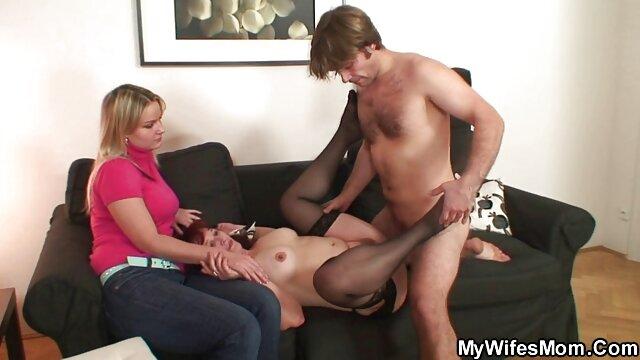 XXX nessuna registrazione  Linda massaggi sensuali porno Rosa L. condivide un dildo con il culo ed è immediatamente felice.