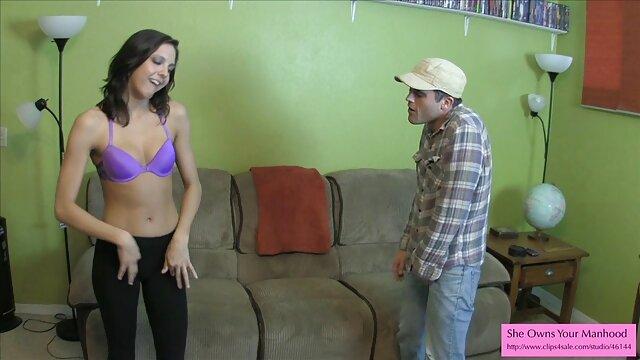 XXX nessuna registrazione  # Divertimento con un caldo video porno massaggio erotico #